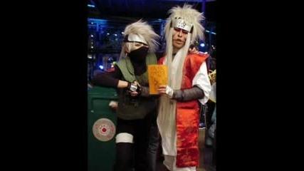 Naruto - Cosplay Compilation