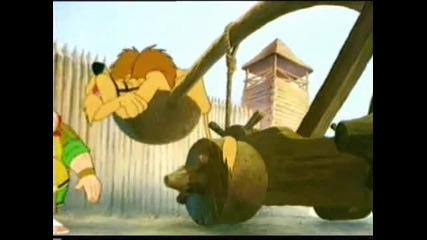 Asterix et les indiens / Астерикс и индианците-01