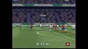 3d графика - Гола от Засада - Испания - Португалия 1:0 - David Villa