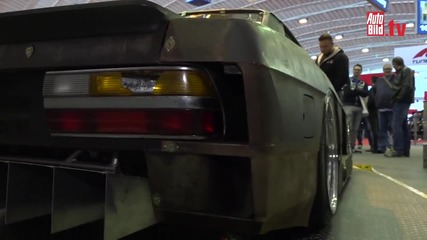 Bmw Rusty Slamington - Essen Motor Show 2015