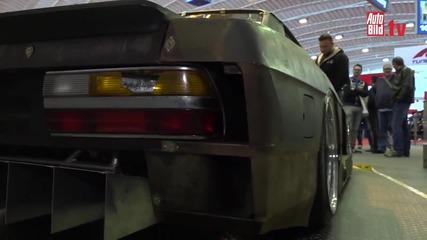 Bmw Rusty Slamington - Essen Motor Show 2015