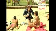 Лудия репортер - Да те отрежат на плажа (Like a Boss)