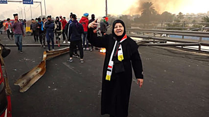 Iraq: Major roads cut off in Baghdad as demonstrations continue