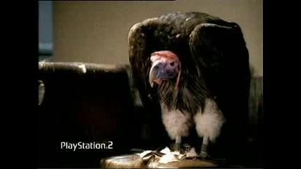 Playstation -  Реклама