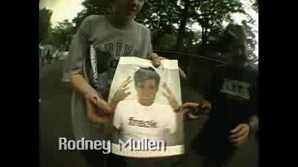 Globe Rodney Mullen