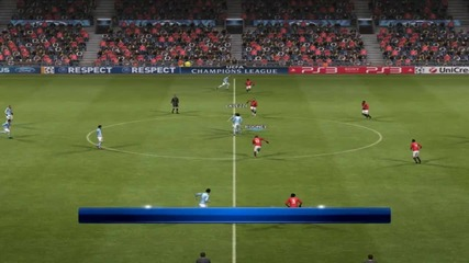 Pes 2012 - Champions League - Napoli vs. Man.united - Ep.5