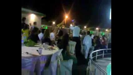 Erkan v romska svadba