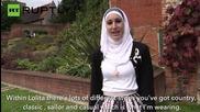 Запознайте се с Ноор Ал-Катан, първата в света ислямска Лолита
