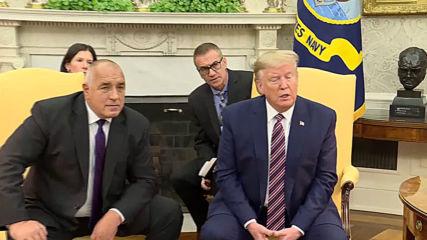 Кой беше преводачът на Тръмп в Белия дом?