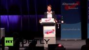 Germany: Frauke Petry elected new chair of Alternative für Deutschland