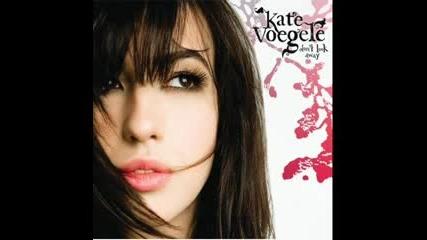 (Lyrics) Kate Voegele - The Devil In Me