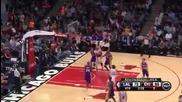 Чикаго Булс 95:83 Лос Анджелис Лейкърс (21-01-2013 г.)