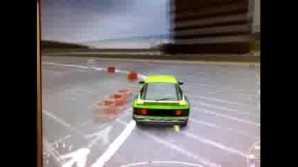 Live For Speed-опити за дрифт