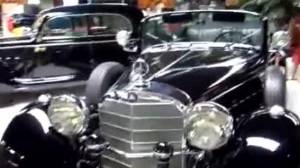 Adolf Hitler car __ Mercedes Benz W150 / 770 K