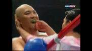 Boxing Vs Taekwondo K1