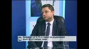 Делян Добрев: Има необясним спад от 16.5 на сто в потреблението на горивата