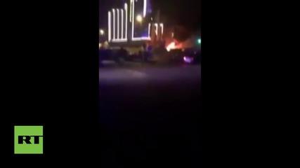 Десет загинали след атентати с коли-бомби срещу два петзвездни хотела в Ирак