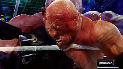 Relive Goldberg's massive win over Bobby Lashley at WWE Crown Jewel: Raw, Oct. 25, 2021