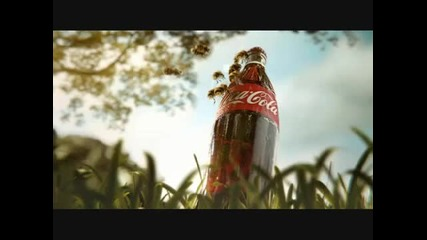 Open Happiness - Coca Cola - Canadian Version