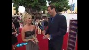 Extra Interview With Ashley Tisdale