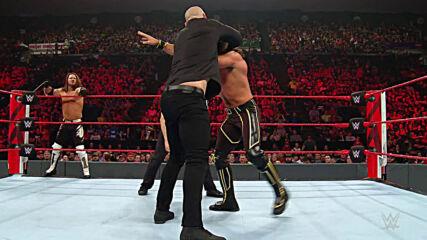 Seth Rollins & AJ Styles vs. Bobby Lashley & Baron Corbin: Raw, May 6, 2019 (Full Match)