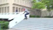 Ето как не трябва да се кара скейтборд! - Големи гафове