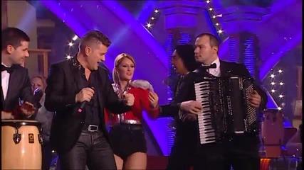 Asim Bajric - Daj da se pije - GNV - (TV Grand 01.01.2015)