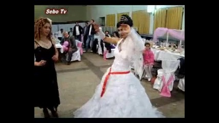 Leylya i Samet svatba