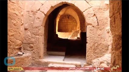 Palmyra Ruins Unharmed for Now