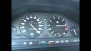 Bmw E30 turbo 0 - 240