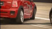 Световен рекорд по паралелно паркиране