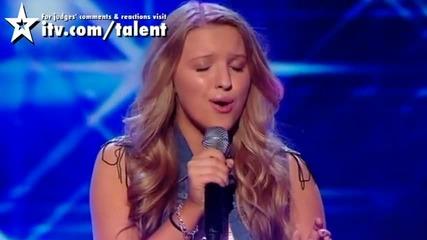 Britain's Got Talent - Olivia Archbold Semi-final 2010