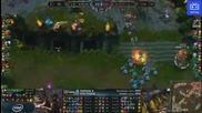 Iem Sao Paulo: Seven Wars vs. Millenium полуфинал игра 2