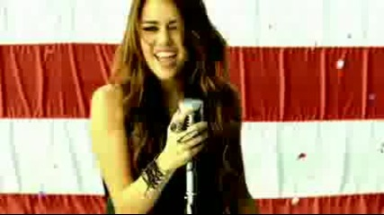 Miley Cyrus, Party in the U.s.a. (remix)