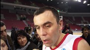 Тодор Стойков: Не играхме отборно