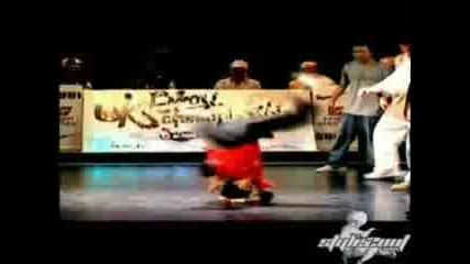 Style2ouf - Break Dance (mortal Combat)