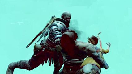 God of War Ps4 Pro Рунд 2