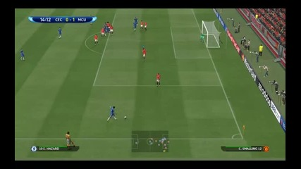 Pes 2015 Manchester United vs Chelsea - Uefa Supercup - My Gameplay + Patch