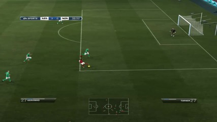Fifa 12 Career Mode with Arsenal by Jumbotron Ep.4