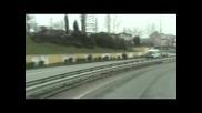 23.02.2012 Касите на Еренкой+влизането в митницата
