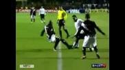 Феномена Роналдо се гаври с противник Смях