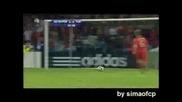 Euro 2008 Португалия - Турция 90[2 - 0] R. Meireles