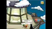 Club Penguin - A Big Cat