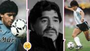 IN MEMORIAM: Най-великите цитати на футболната легенда Диего Марадона