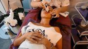 Ултразвуково почистване лице Спа Деметра