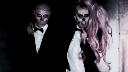 *превод* [ New] Lady Gaga - Born This Way (official Hq Video)