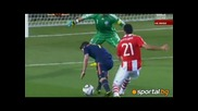 Испания - Парагвай 1:0