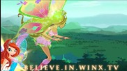 Winx Club Season 5the Liloflora's Training! Preview Clip 2! Hd!