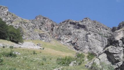 Планината Феята и малко рок