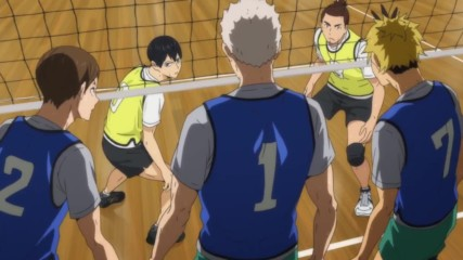 Haikyuu!!: To the Top - 06 ᴴᴰ